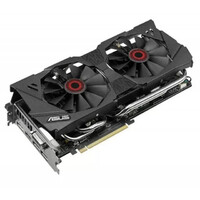 ASUS Strix GEFORCE GTX 980 GDDDR5 4GB Graphics Card - Great Condition image