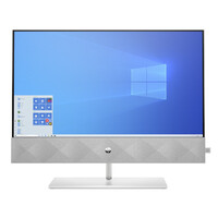 New HP Pavilion 24-xa0069a Touchscreen Desktop i5-8400T 32GB Ram 1TB SSD MX130 image