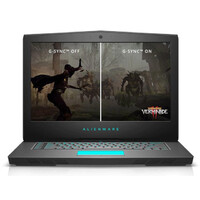 Alienware 15 R4 VHVNG Gaming Laptop i7-8750H 32GB Ram 256GB SSD Nvidia GTX 1070 image