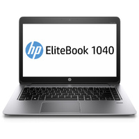"HP EliteBook Folio 1040 G2 14"" Laptop i5-5300U 2.3GHz 8GB Ram 256GB 