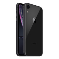 Apple iPhone XR - 64GB - Black (Unlocked) A2105 (GSM) (AU Stock) - Like New! image