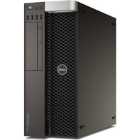 Dell Precision Tower 5810 Workstation Xeon E5-1620v4 64GB Ram 2TB SSD + 8GB GPU image