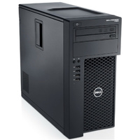 Dell Precision Workstation T1650 Xeon E3-1240v2 3.4GHz 16GB Ram 240GB SSD W10P image