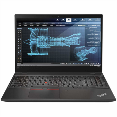 "Lenovo ThinkPad P52 15"" Mobile Workstation i7-8850H 16GB Ram 256GB SSD+2TB + WTY"